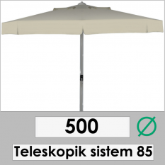 500 DIAMETER TELESCOPIC 85