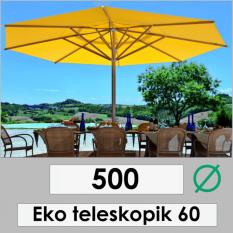 500 DIAMETER ECO TELESCOPIC 60
