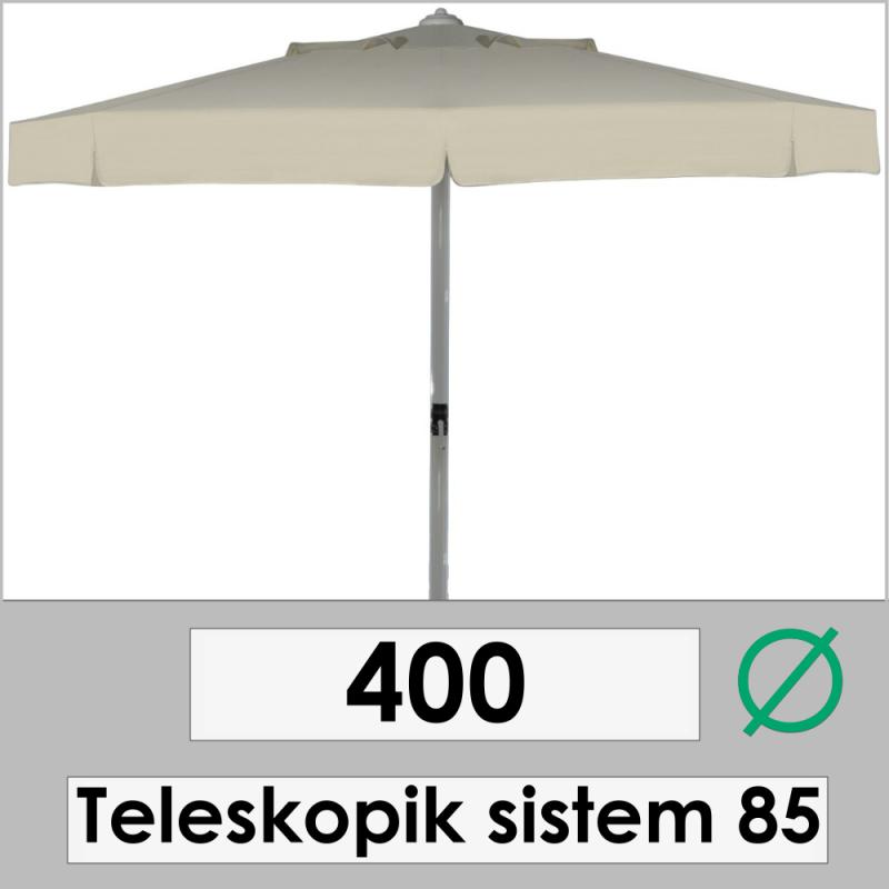 400 DIAMETER TELESCOPIC 85