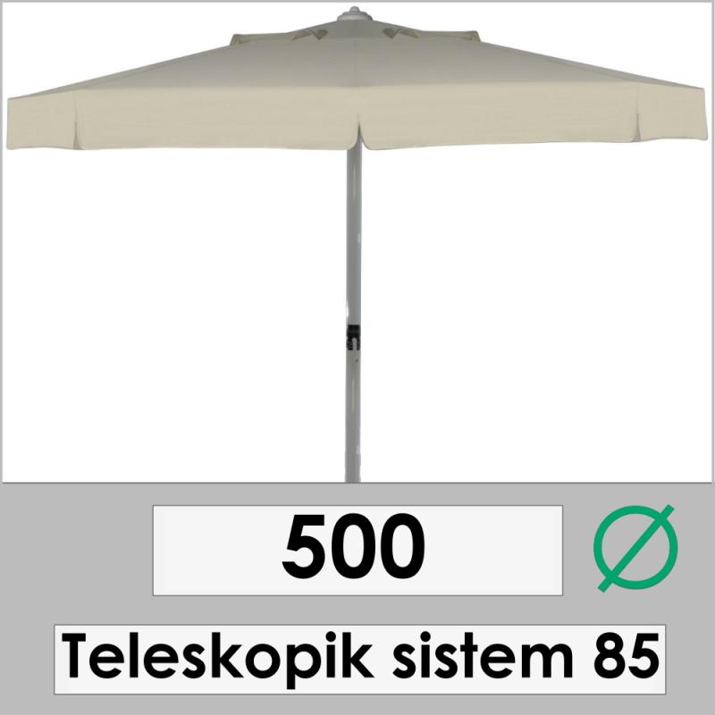 500 DIAMETER TELESCOPIC 85