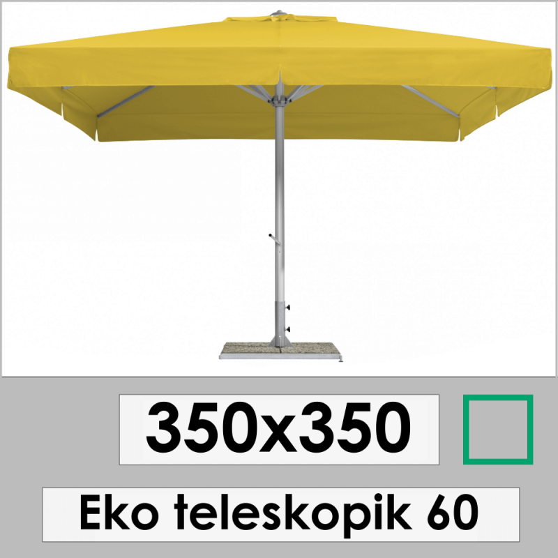 350x350 ECO TELESCOPIC 60